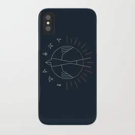 Swallow The Sun iPhone Case