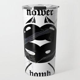 flowerbomb Travel Mug