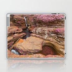 Adams Triangle Falls - Pastel Fantasy Laptop & iPad Skin