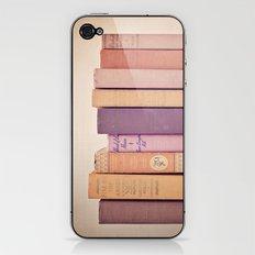 Literary Gems II iPhone & iPod Skin