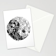 Sid-Sang Stationery Cards