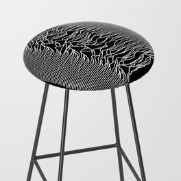 The Line Of Division Bar Stool
