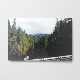 Capilano, British Columbia Metal Print