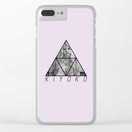 hayley Clear iPhone Case