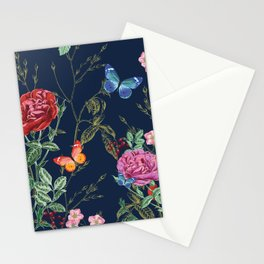 EXOTIC GARDEN Butterfly Stationery Cards
