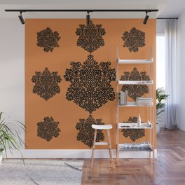 Graphic patterns Wall Mural