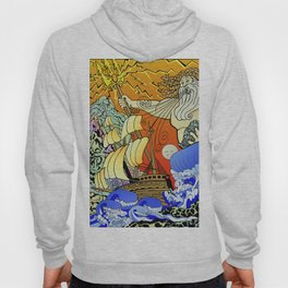 Tales of the Trident:Poseidon Hoody