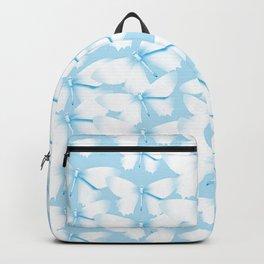 Butterflies Blue Backpack