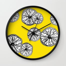 L3MONS Wall Clock