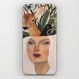 Vessel 1 iPhone Skin
