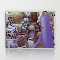 giro al mercato Laptop & iPad Skin