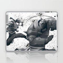 Alphonse Edward Erlic Fullmetal Alchemist Laptop & iPad Skin