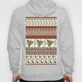 Mistletoe Ugly Sweater Hoody