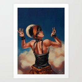JJBA:VA - Narancia Art Print