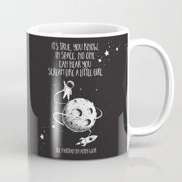 Martian - Scream Like a Little Girl Coffee Mug