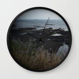 The Boy in the Red Coat Wall Clock