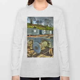 Conflat Wagon Long Sleeve T-shirt