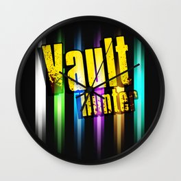 Borderlands Tribute -  Vault Hunter Wall Clock