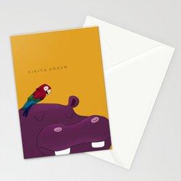 Hakuna Matata : Nikita Abuya Stationery Cards