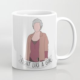 Fight Like Carol Coffee Mug