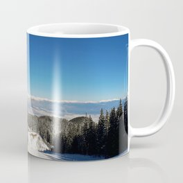 Bansko ski resort Coffee Mug