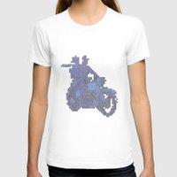 motorbike T-shirts featuring Motorbike  by marcusmelton