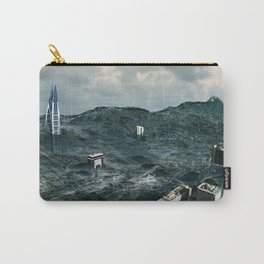 Survival of the tallest Carry-All Pouch