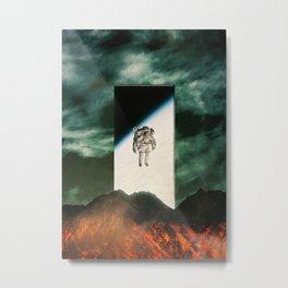 Landing Metal Print
