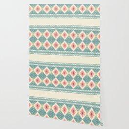 Colorful Geometric Boho Style 2 Wallpaper