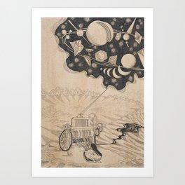 Creator Is Nobody : The Factory Art Print