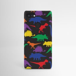 Dinosaurs - Black Android Case