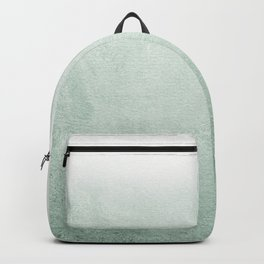 FADING GREEN EUCALYPTUS Backpack