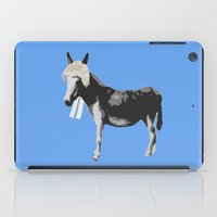 law iPad Cases featuring The Law is an by GingerRogers