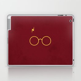 Harry Glasses Laptop & iPad Skin