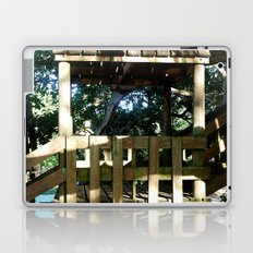 Tree house @ Aguadilla 3 Laptop & iPad Skin