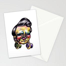 Aborigine Hipster Stationery Cards