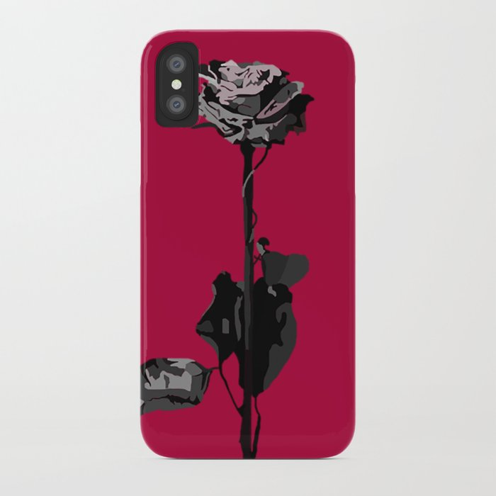 promo code c74f6 51982 Deadroses Blackbear iPhone Case by apparentlyvintage