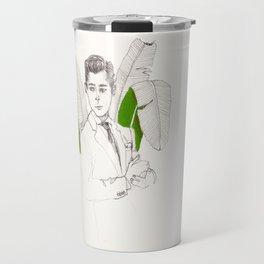 Garçon Travel Mug