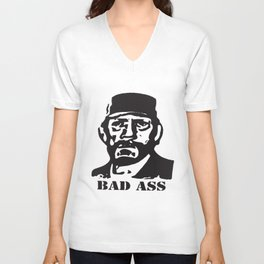 Bad Ass Tee As Seen On Danny Trejo Movie Badass music T-Shirts Unisex V-Neck