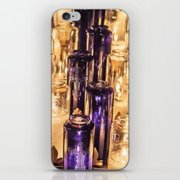 Cathedral Candles iPhone Skin