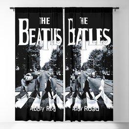 Abbey Road Walking Blackout Curtain