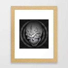 Every man must die Framed Art Print