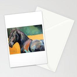 Horse Study #1 Stationery Cards