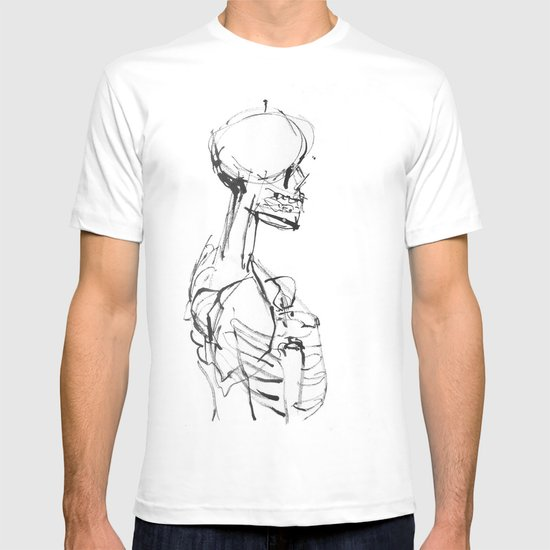 INK SKELETON T-shirt