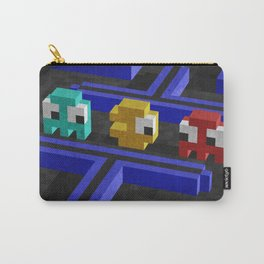 Pac-Man's dilemma Carry-All Pouch