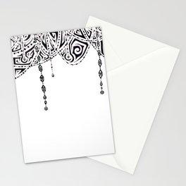 Drapes Stationery Cards