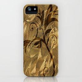 Bonus Eventus II iPhone Case