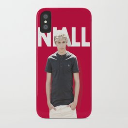 One Direction - Niall Horan iPhone Case