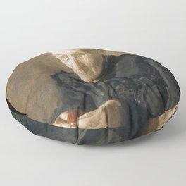 Thomas Eakins - Mrs Mary Arthur Floor Pillow