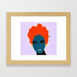 Mick Framed Art Print